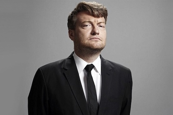 'Black Mirror' Creator Charlie Brooker Thinks the Future Will Include Talking Milk Cartons