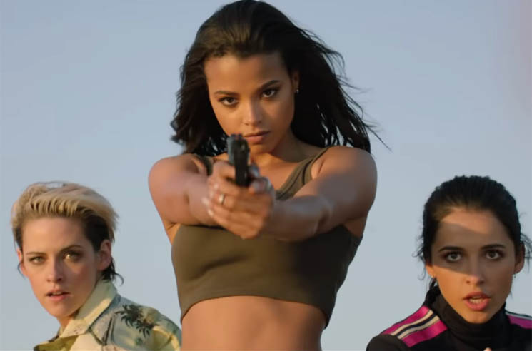 Watch the Trailer for the New 'Charlie's Angels' Reboot