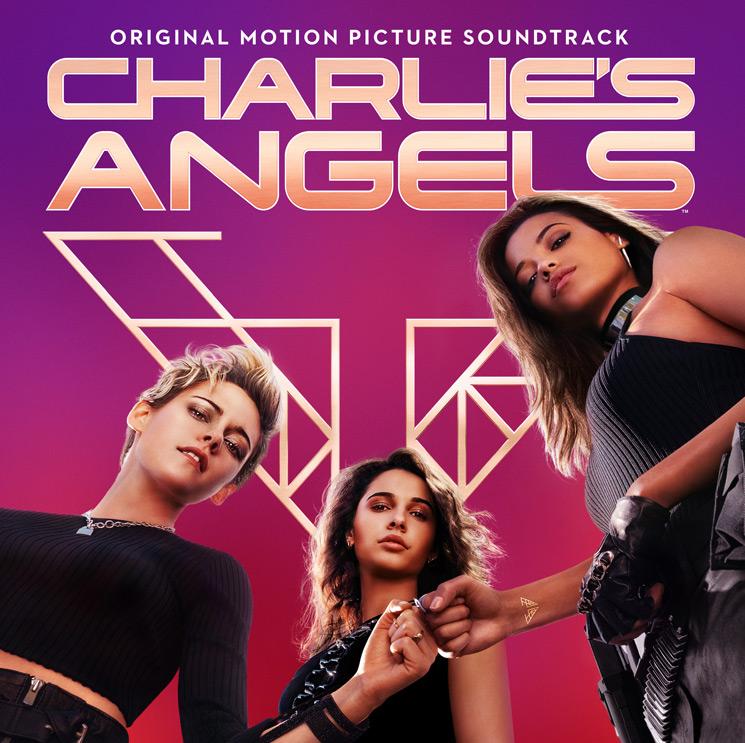 Stream Ariana Grande's 'Charlie's Angels' Soundtrack Featuring Nicki Minaj, Normani, Chaka Khan