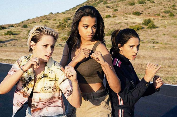 'Charlie's Angels' Provides a Perfect Showcase for an Excellent Kristen Stewart Directed by Elizabeth Banks