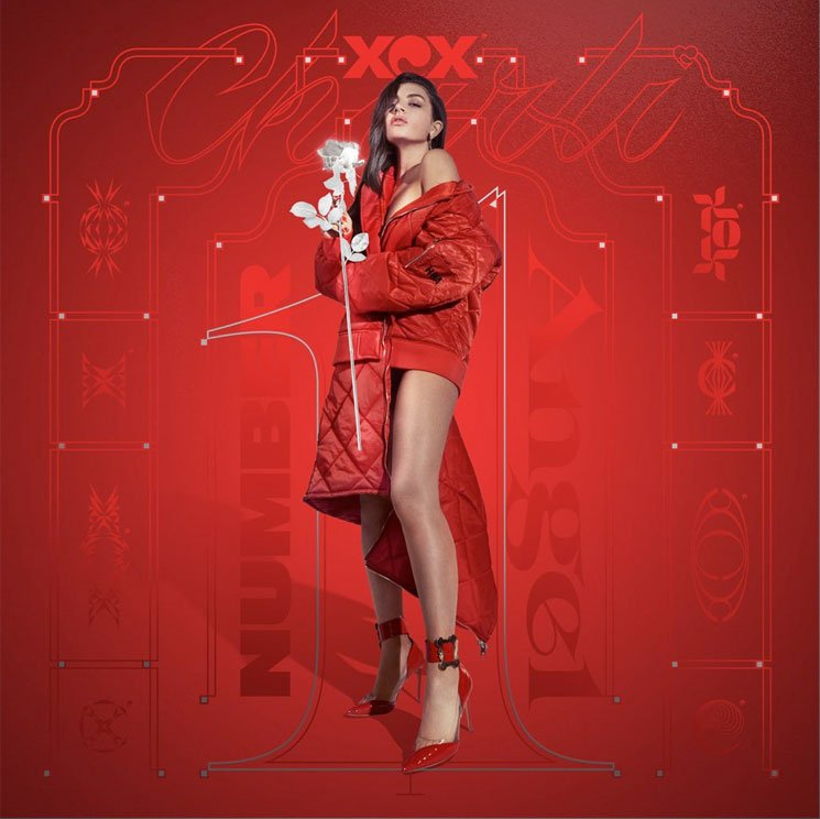 Charli XCX 'Number 1 Angel' (mixtape stream)