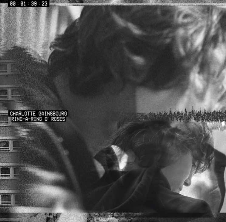 """Charlotte Gainsbourg """"Ring-A-Ring O' Roses"""""""