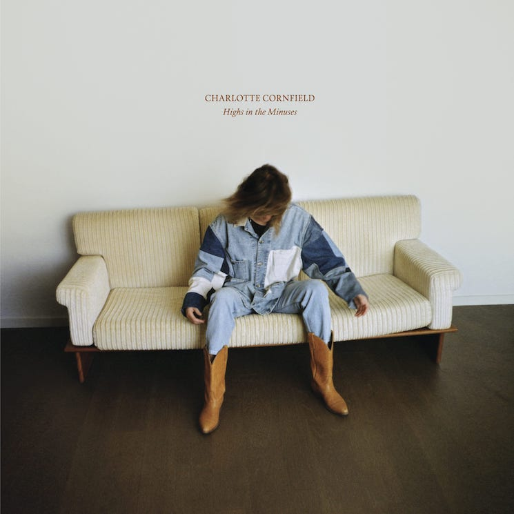 Charlotte Cornfield Announces New Album 'Highs in the Minuses'