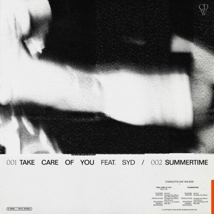 Charlotte Day Wilson and Syd Team Up on New Single 'Take Care of You'