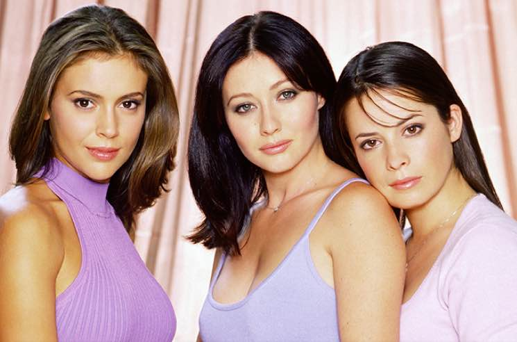 A 'Charmed' Reboot Is Officially in the Works