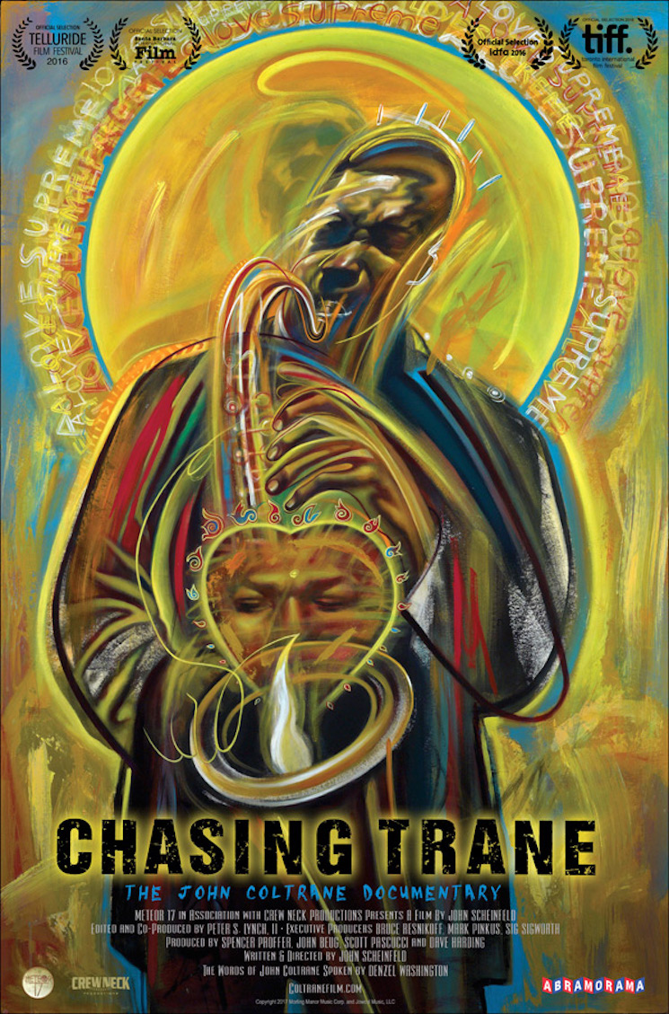 Explore John Coltrane in the First Trailer for 'Chasing Trane'