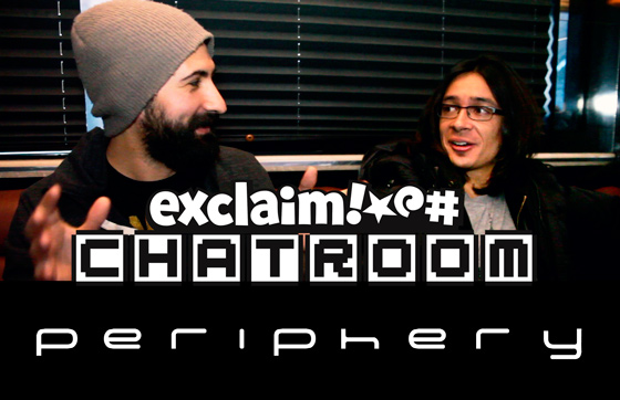 Periphery on Exclaim! TV Chatroom (Pt.1 and 2)