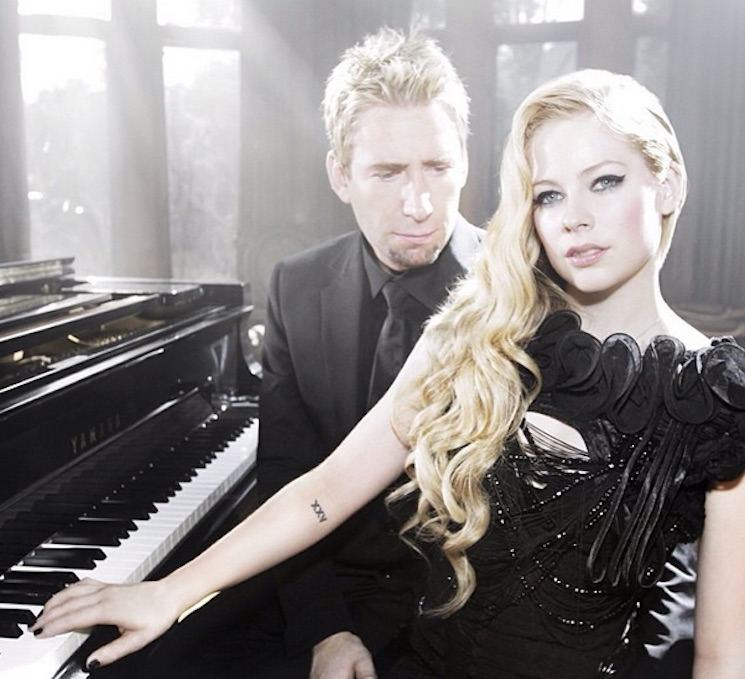 Avril Lavigne Accuses Facebook CEO Mark Zuckerberg of Bullying Nickelback