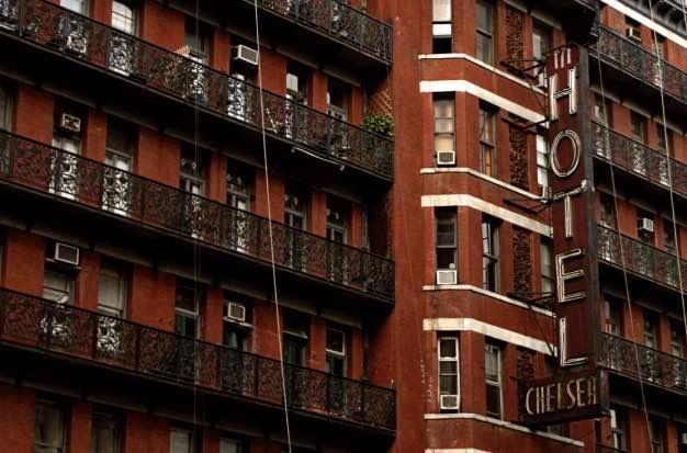 Bob Dylan, Leonard Cohen, Joni Mitchell's Chelsea Hotel Doors Sell for Ridiculous Amounts of Money