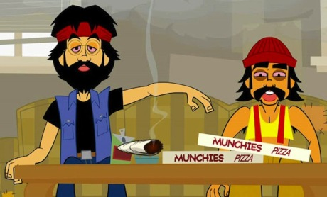Cheech and Chong's Animated Movie [Blu-Ray] Branden Chambers & Eric D. Chambers