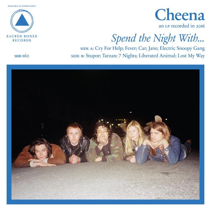 Pharmakon Offshoot Cheena Announce Debut LP