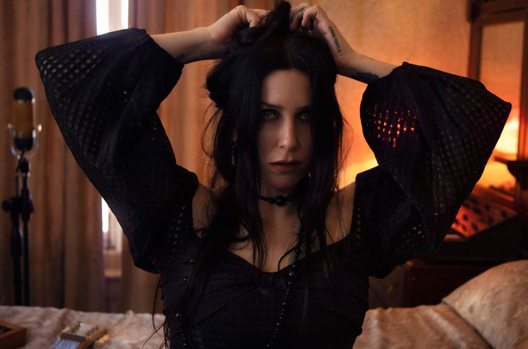 Watch Chelsea Wolfe's Video for 'Deranged for Rock & Roll'