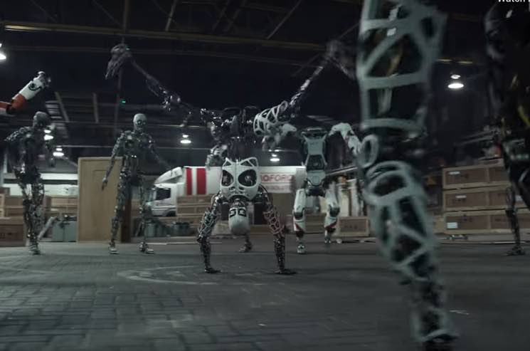 "​Chemical Brothers Take Us to a Robot Rave in ""Free Yourself"" Video"