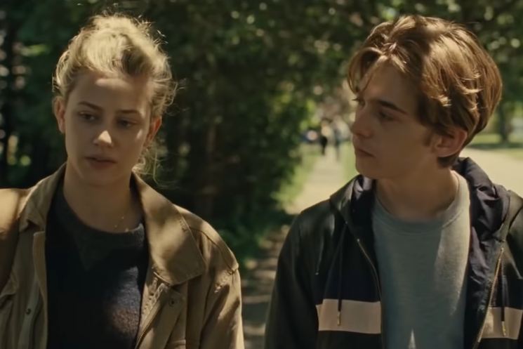 Lili Reinhart and Austin Abrams Go Full Teen Angst in 'Chemical Hearts' Trailer