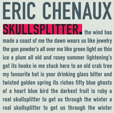 Eric Chenaux Returns with 'Skullsplitter' for Constellation