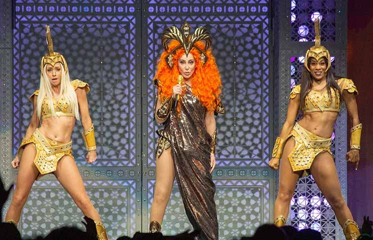 ​Cher Maps Out New 'Here We Go Again' Tour Dates with Nile Rodgers and Chic
