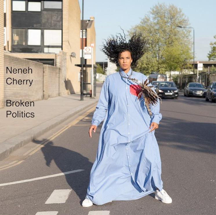 Neneh Cherry Announces Four Tet-produced 'Broken Politics' LP