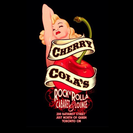 Toronto Venue Cherry Cola's Rock 'n' Rolla Launches GoFundMe for COVID-19 Support