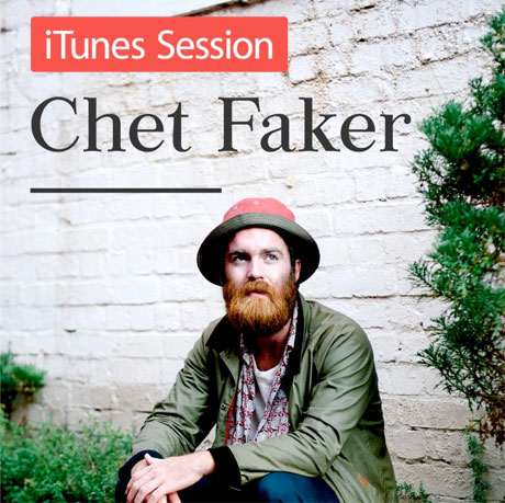 Chet Faker Gets His Own 'iTunes Session'