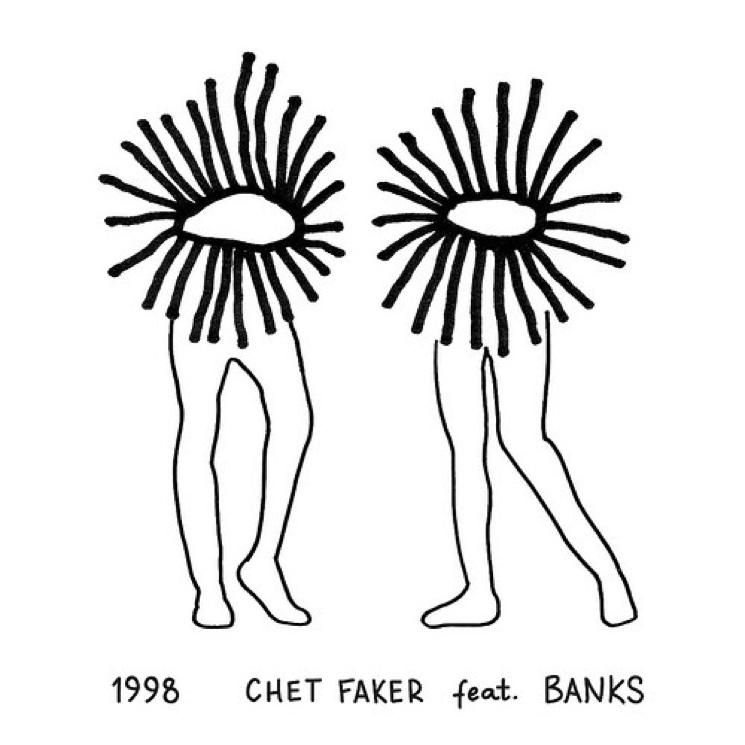 """Chet Faker """"1998"""" (ft. Banks)"""