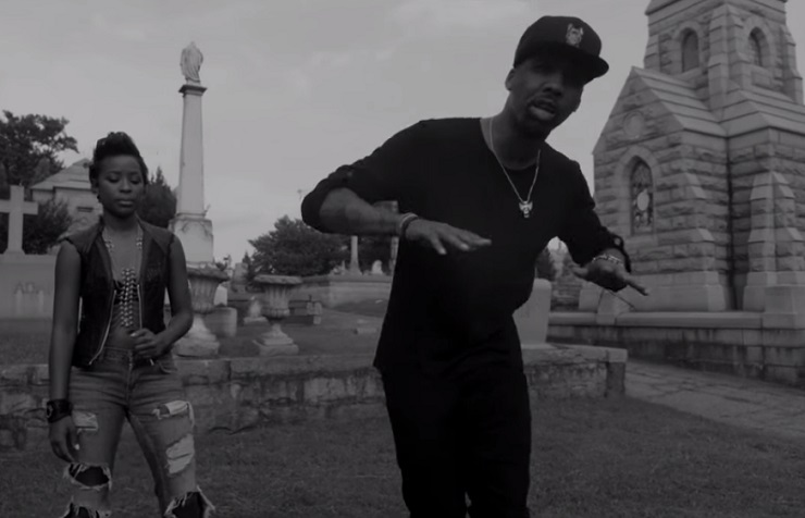 "Chevy Woods ""All Said and Done"" (ft. Dej Loaf) (video)"