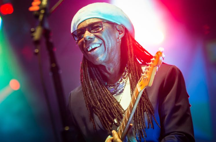 ​Nile Rodgers Hospitalized, Misses Toronto Show