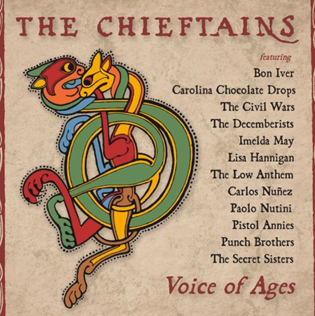 The Chieftains Get Bon Iver, Decemberists, T Bone Burnett for New Album