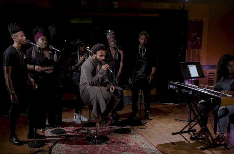 Watch Childish Gambino Cover Garth Brooks