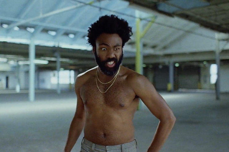 "Childish Gambino Releases Violent New Video ""This Is America"""