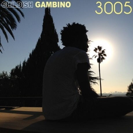 "Childish Gambino ""3005"""