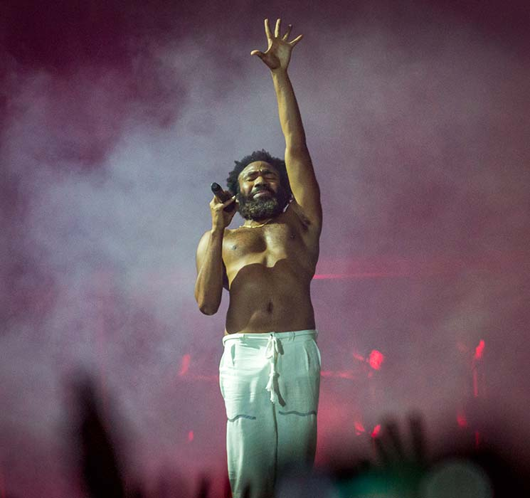 Childish Gambino Officially Releases New Album '3.15.20'