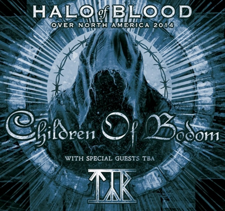 Children of Bodom Announce North American Tour with Tyr