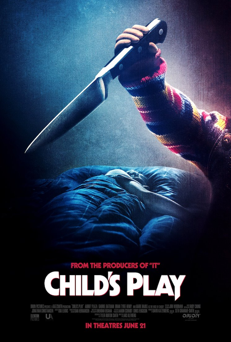 Chucky Wreaks Havoc in the New Trailer for the 'Child's Play' Reboot