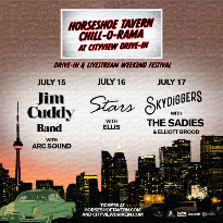 Horseshoe Tavern Readies 'Chill-O-Rama' Drive-In and Livestream Festival