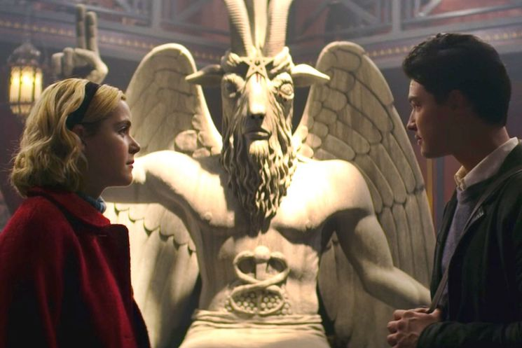 The Satanic Temple Threatens Legal Action Against Netflix's 'Chilling Adventures of Sabrina'