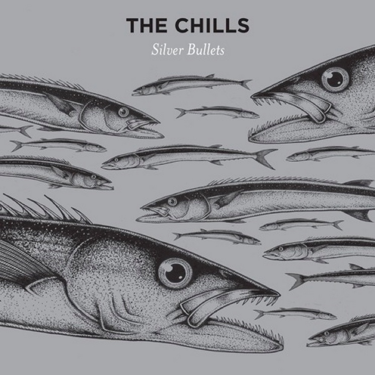 The Chills Announce 'Silver Bullets' LP