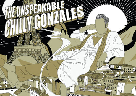 Chilly Gonzales Announces 'First-Ever All-Orchestral Rap Album and Live Show'