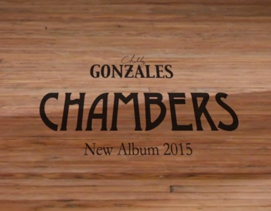 Chilly Gonzales Returns with 'Chambers' Album