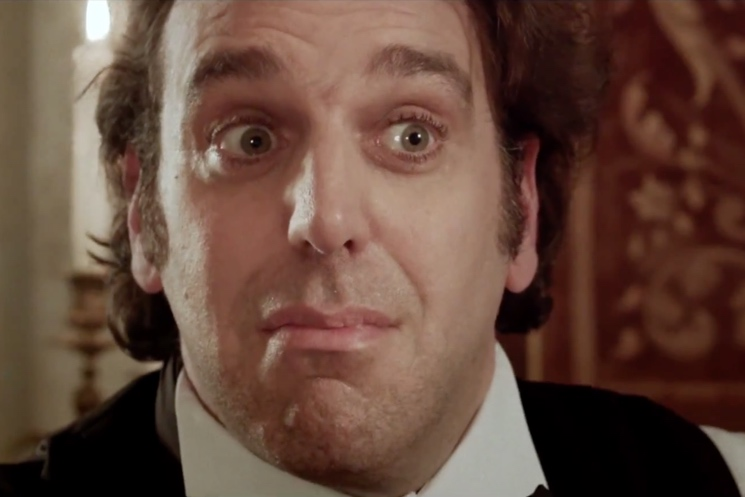 """Chilly Gonzales """"Advantage Points"""" (video)"""