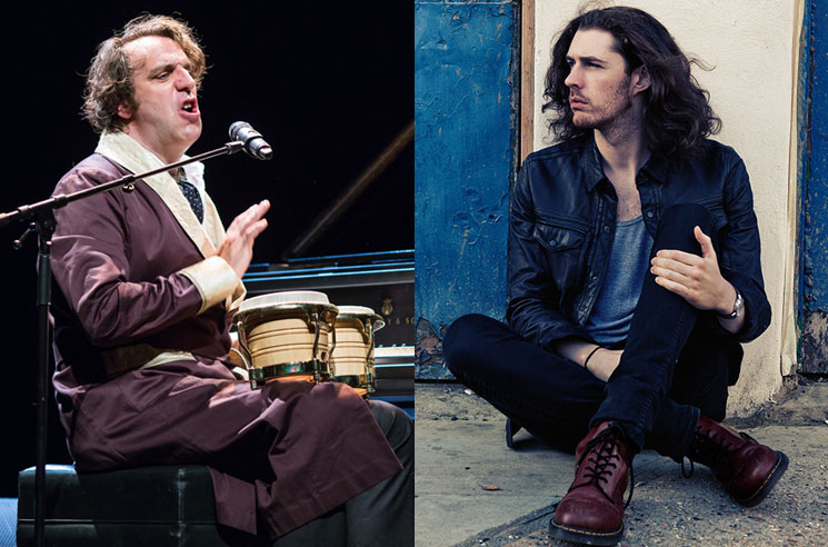 Hozier Gets Apology from Chilly Gonzales over Plagiarism Accusations