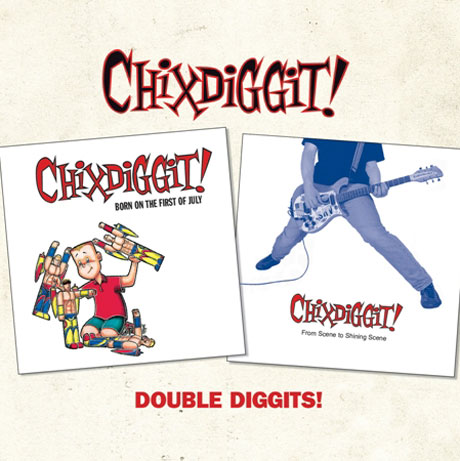 Chixdiggit Get the Reissue Treatment Courtesy of Fat Wreck Chords