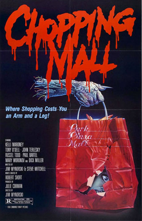 Waxwork to Treat 'Chopping Mall' and 'Creepshow' Soundtracks to Vinyl Reissues