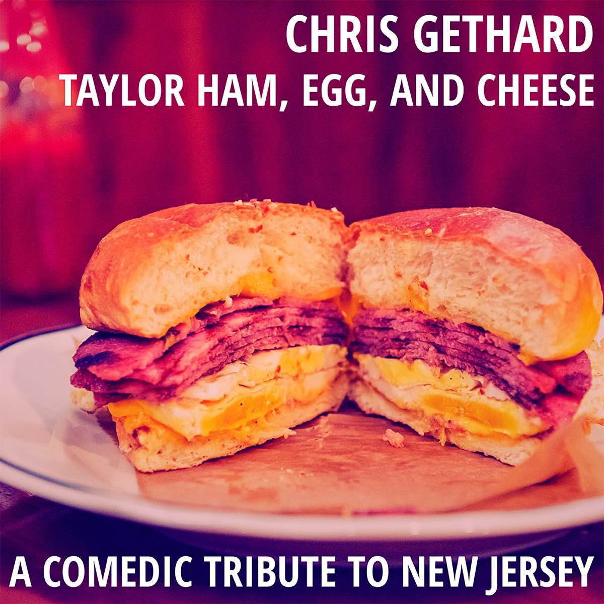 ​Chris Gethard Surprise Releases New Comedy Album 'Taylor Ham, Egg, and Cheese'
