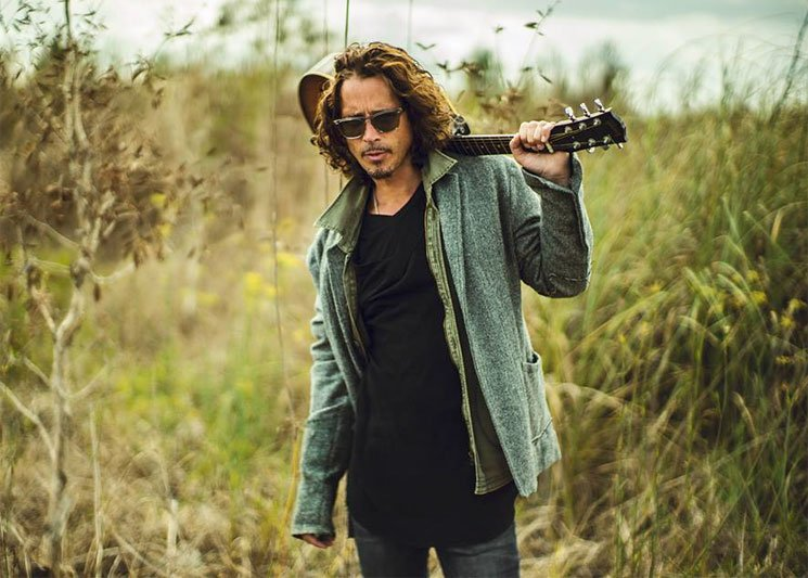 Chris Cornell Hits Western Canada on Summer Solo Tour