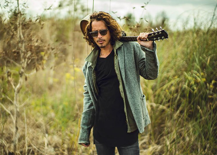 "Chris Cornell Takes ""Acoustic Higher Truth Tour"" Across North America"