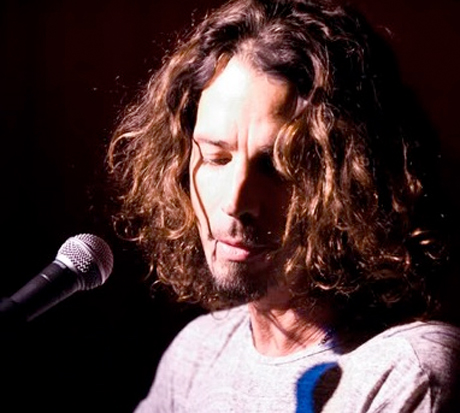 Chris Cornell Delves into the Past with Live 'Songbook' Album