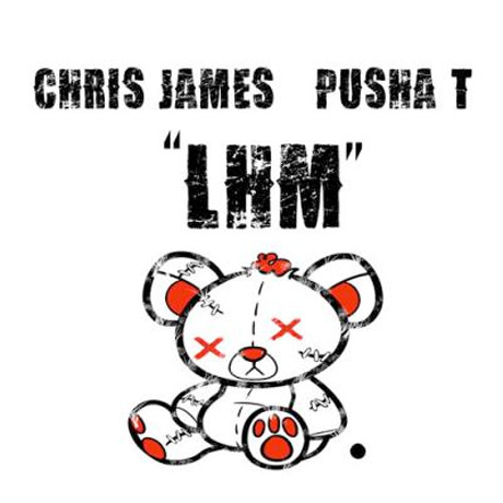 "Chris James ""Love Hates Me"" (ft. Pusha T)"