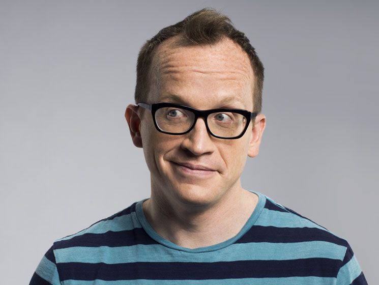 Chris Gethard JFL42, Toronto ON, September 28