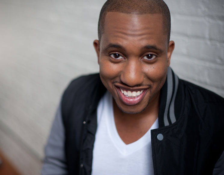 SNL's Chris Redd Brings Positivity to His Toronto Debut Comedy Bar, Toronto ON, January 3