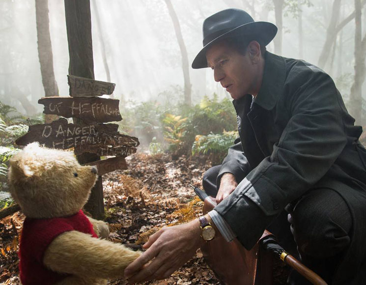 'Christopher Robin' Review: Stuffed Animals in Real World Lack Magic Directed by Marc Forster